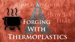 getlinkyoutube.com-Working with Moldable Plastic - Heating (Polymorph, Instamorph)