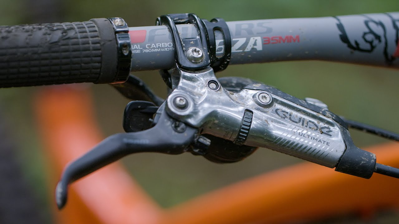 Blueprint: SRAM Guide Brakes