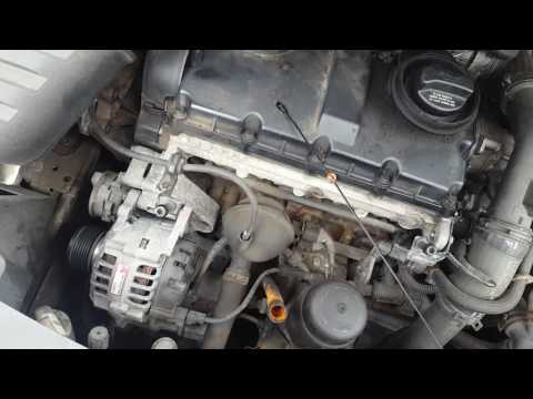 Контрактный двигатель Volkswagen (Фольксваген) 1.9 AUY | Где ? | Тест мотора
