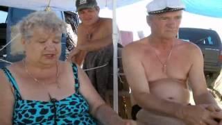 getlinkyoutube.com-Лечение на розовом озере залива Сиваш