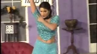 Mujra - Mathey di bendi -  Saima Khan
