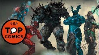 Las versiones oscuras de Batman