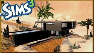 getlinkyoutube.com-The Sims 3 Modern House 2015 (Download)