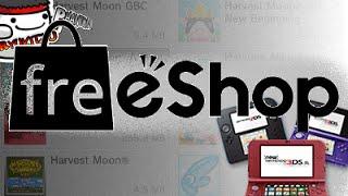 getlinkyoutube.com-DESCARGAR FREESHOP, tienda gratis para 3DS .CIA