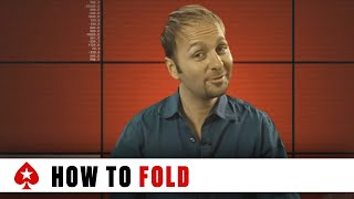 getlinkyoutube.com-The Art of Folding a Good Poker Hand 1 | PokerStars