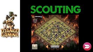 getlinkyoutube.com-Scouting Base  - Préparer un Quake GoHoWiWi avec Skitch - Clash of Clans