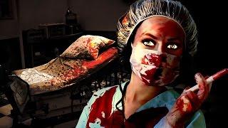 getlinkyoutube.com-SHUT UP NURSE   Bad Dream: Hospital