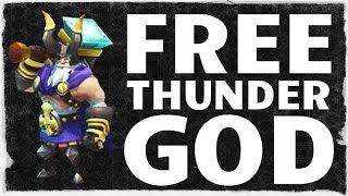 getlinkyoutube.com-Free Thunder God - Level 67 in 5 Minutes - Castle Clash D144
