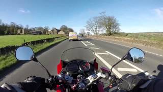 getlinkyoutube.com-GoPro motorcycle mounting ideas