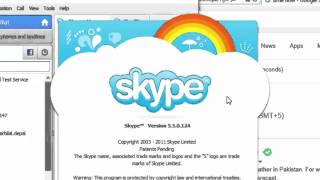 how to run skype old version 100% in 2016