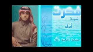 getlinkyoutube.com-شيلة فكرت ..أداء محمد العبد الله /2014