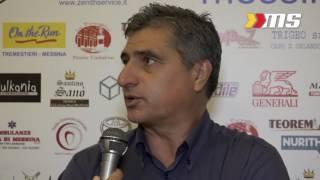 Coach Dani Baldaro sulla prima vittoria del Gruppo Zenith Messina