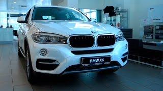 getlinkyoutube.com-Новый BMW X6 - LIVE обзор Александра Михельсона