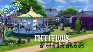 getlinkyoutube.com-The Sims 4 - Community Build - Fictitious Funfair