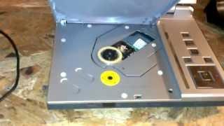 getlinkyoutube.com-DVD player wont read dvd or cd repair