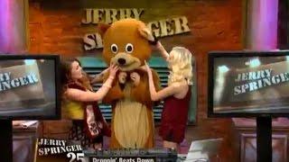 getlinkyoutube.com-Bear Grillz Reveals His True Identity!!!! (The Jerry Springer Show)
