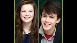 getlinkyoutube.com-Skandar Keynes and Georgie Henley Sweet Moments