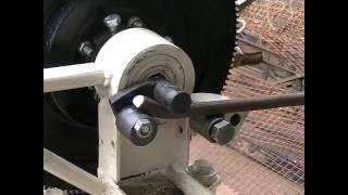maquina casera riza-dobla-torsiona-rola y hace piñas todo en frio