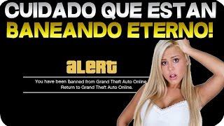 getlinkyoutube.com-TENGAN CUIDADO | ROCKSTAR ESTA BANEANDO ETERNO A JUGADORES | BANEOS MASIVOS GTA ONLINE | ABRIL 2016