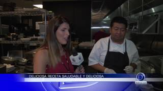 Deliciosa y saludable receta en el Southwest Florida Performing Arts Center
