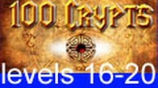 getlinkyoutube.com-100 crypts levels 16, 17, 18, 19, 20