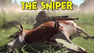 getlinkyoutube.com-THE SNIPER! - Arma 3: DayZ - Ep.3