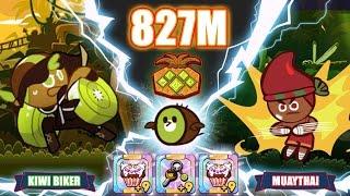 getlinkyoutube.com-Kakao CookieRun 827M ทำไมมวยเลือดหมดก่อนเบ่งพลังฟะ (อัพไว้ดูเป็นแนวทาง) | xBiGx