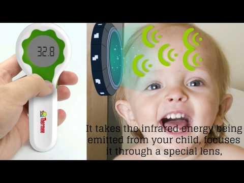 Forget Under The Tongue And The Rectum With Best Baby Thermometer