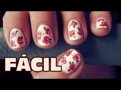 Uñas decoradas muy fácil y perfectas | Nuevas ideas para pintar las uñas | Uñas fashion, de moda