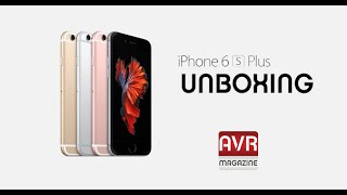 Unboxing Apple iPhone 6S Plus Italiano