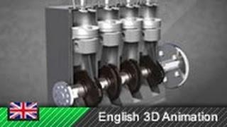 getlinkyoutube.com-How Diesel Engines Work! (Animation)