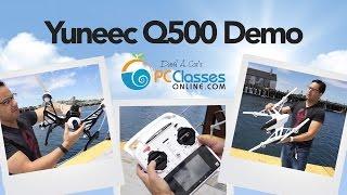 getlinkyoutube.com-Yuneec Q500 Quadcopter DEMO