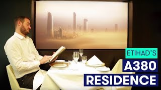 getlinkyoutube.com-The Points Guy Reviews Etihad's A380 Residence