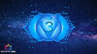 OPEN THIRD EYE CHAKRA - Powerful Pineal Gland Activation Music - Chakra Meditation & Healing Music