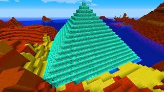 getlinkyoutube.com-Minecraft Mods LUCKY BLOCK PYRAMID BATTLE! #1 w/Preston, Mitch & Vikkstar123