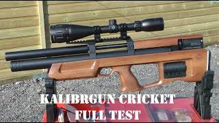 getlinkyoutube.com-REVIEW: Kalibrgun Cricket Air Rifle - The Truth
