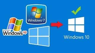 getlinkyoutube.com-طريقة  ترقية نسخ ويندوز 7 ،8 أو 8.1 الى ويندوز 10 الجديد  - 2015