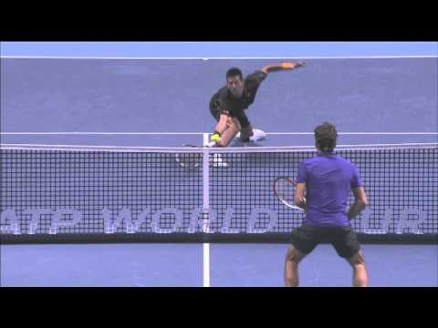 ATP World Tour Uncovered - Top 10 Hot Shots