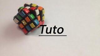 getlinkyoutube.com-Tuto Fimo - Rubik's cube