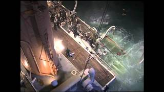 Making Of Titanic   The Sinking Riser