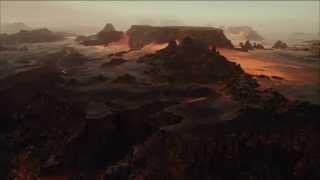 getlinkyoutube.com-Tamanrasset & Djanet (Algerie) Vue du ciel....(تمنراست & جانت (الجزائر