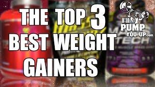 getlinkyoutube.com-Top 3 Best Weightgainers with Supplement Expert Tim Muriello