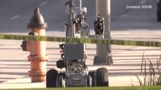 Kansas City en alerta tras reportarse el hallazgo de dos paquetes sospechosos
