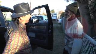 getlinkyoutube.com-Carlos Santana Reunites with Homeless Ex Bandmate in Oakland