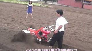 Nichino (日農牌) Hand tractor / Cultivator / Power tiller (中耕管理機) (850S)-8