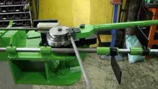 getlinkyoutube.com-curvadora de tubos manual inox aço cobre