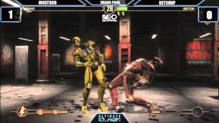 getlinkyoutube.com-UC10 Mortal Kombat Grand Final Mustard VS Ketchup