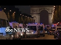 Terror attack on Champs Elysee in Paris