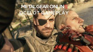 getlinkyoutube.com-Metal Gear Online 3: Ocelot Gameplay