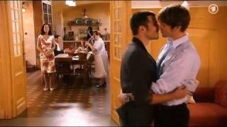 getlinkyoutube.com-Christian & Olli. 150th kiss.